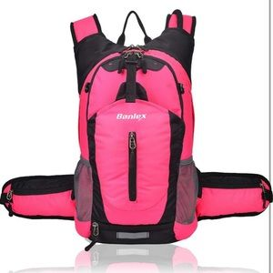 Pink Hydration backpack